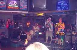 Land Sharks at Bourbon Street Bar & Grill